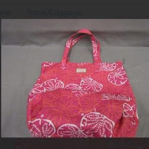 🐠Lilly Pulitzer Sand dollar version tote for Esté